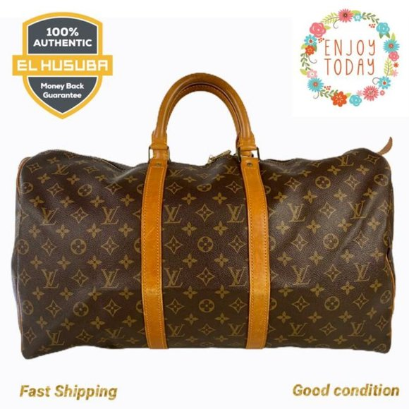 Not for sale❗️Louis Vuitton Travel Bag Keepall 50